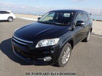 Used 2013 TOYOTA VANGUARD BG695066 for Sale for Sale