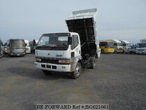 Used 1996 MITSUBISHI FIGHTER MIGNON BG621061 for Sale for Sale