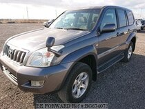 Used 2003 TOYOTA LAND CRUISER PRADO BG674073 for Sale for Sale