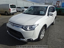 Used 2014 MITSUBISHI OUTLANDER BG676452 for Sale for Sale