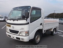 Used 2004 TOYOTA DYNA TRUCK BG681311 for Sale for Sale