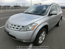 Used 2004 NISSAN MURANO BG689392 for Sale for Sale