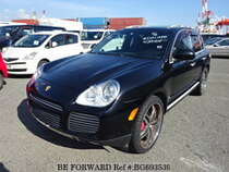 Used 2010 PORSCHE CAYENNE BG693539 for Sale for Sale