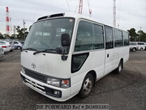 Used 2005 TOYOTA COASTER BG693383 for Sale for Sale