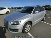 Used 2013 AUDI Q3 BG693519 for Sale for Sale