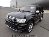 Used 1998 TOYOTA LAND CRUISER BG695082 for Sale for Sale