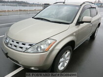 Used 2007 NISSAN MURANO BG694989 for Sale for Sale