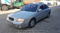 Used 2003 HYUNDAI AVANTE (ELANTRA) BG700601 for Sale for Sale