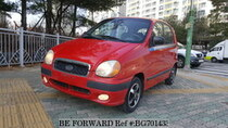 Used 2002 KIA VISTO BG701433 for Sale for Sale