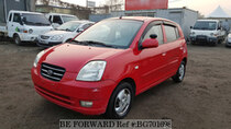 Used 2005 KIA MORNING (PICANTO) BG701698 for Sale for Sale