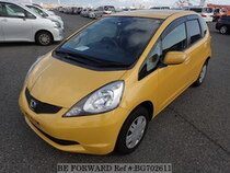 Used 2007 HONDA FIT BG702611 for Sale for Sale