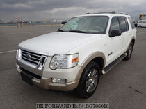 Used 2006 FORD EXPLORER BG706010 for Sale for Sale
