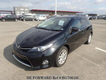 Used 2014 TOYOTA AURIS BG706100 for Sale for Sale
