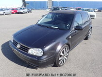 Used 2002 VOLKSWAGEN GOLF BG706018 for Sale for Sale