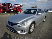 Used 2013 TOYOTA MARK X BG706118 for Sale for Sale