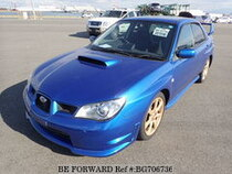 Used 2005 SUBARU IMPREZA WRX BG706736 for Sale for Sale