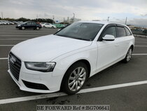 Used 2013 AUDI A4 BG706641 for Sale for Sale
