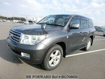 Used 2009 TOYOTA LAND CRUISER BG706650 for Sale for Sale