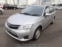 Used 2014 TOYOTA COROLLA FIELDER BG706652 for Sale for Sale