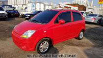 Used 2009 DAEWOO (CHEVROLET) MATIZ (SPARK) BG708420 for Sale for Sale