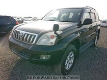 Used 2005 TOYOTA LAND CRUISER PRADO BG708085 for Sale for Sale