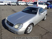 Used 1999 MERCEDES-BENZ SLK BG709285 for Sale for Sale
