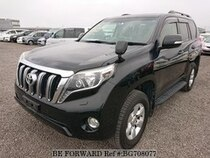 Used 2013 TOYOTA LAND CRUISER PRADO BG708077 for Sale for Sale