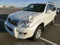 Used 2005 TOYOTA LAND CRUISER PRADO BG709138 for Sale for Sale