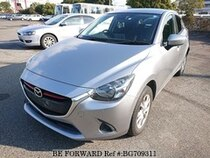 Used 2015 MAZDA DEMIO BG709311 for Sale for Sale