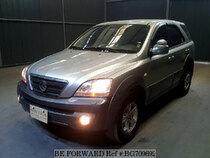 Used 2002 KIA SORENTO BG709692 for Sale for Sale