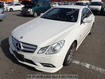 Used 2009 MERCEDES-BENZ E-CLASS BG708133 for Sale for Sale