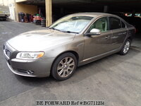 2009 VOLVO S80 S80 2.5T AT ABS D/AB 4DR HID TC