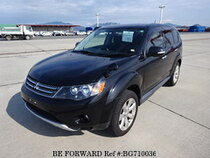 Used 2010 MITSUBISHI OUTLANDER BG710036 for Sale for Sale