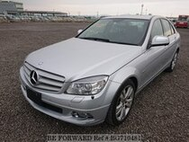 Used 2009 MERCEDES-BENZ C-CLASS BG710481 for Sale for Sale