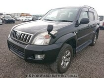 Used 2008 TOYOTA LAND CRUISER PRADO BG710442 for Sale for Sale