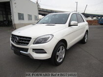 Used 2013 MERCEDES-BENZ M-CLASS BG710522 for Sale for Sale