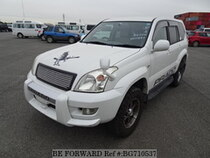 Used 2003 TOYOTA LAND CRUISER PRADO BG710537 for Sale for Sale