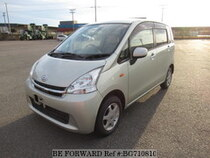 Used 2012 DAIHATSU MOVE BG710810 for Sale for Sale