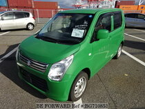 Used 2014 SUZUKI WAGON R BG710853 for Sale for Sale