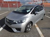 Used 2014 HONDA FIT HYBRID BG710856 for Sale for Sale