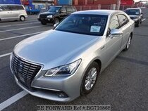 Used 2013 TOYOTA CROWN HYBRID BG710868 for Sale for Sale