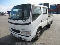 Used 2002 TOYOTA DYNA TRUCK BG710823 for Sale for Sale