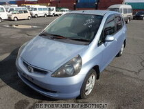 Used 2001 HONDA FIT BG710747 for Sale for Sale