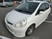 Used 2002 HONDA FIT BG713181 for Sale for Sale