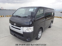 Used 2016 TOYOTA HIACE VAN BG715124 for Sale for Sale