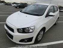 Used 2014 CHEVROLET SONIC BG715316 for Sale for Sale