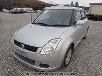 Used 2006 SUZUKI SWIFT BG715406 for Sale for Sale