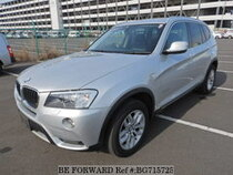 Used 2013 BMW X3 BG715725 for Sale for Sale