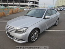 Used 2011 MERCEDES-BENZ C-CLASS BG715727 for Sale for Sale