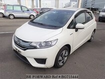 Used 2014 HONDA FIT HYBRID BG715444 for Sale for Sale